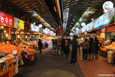 Dongmun Night Market (Jeju, South Korea)