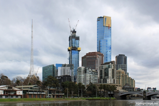 Eureka Tower & Arts Precinct