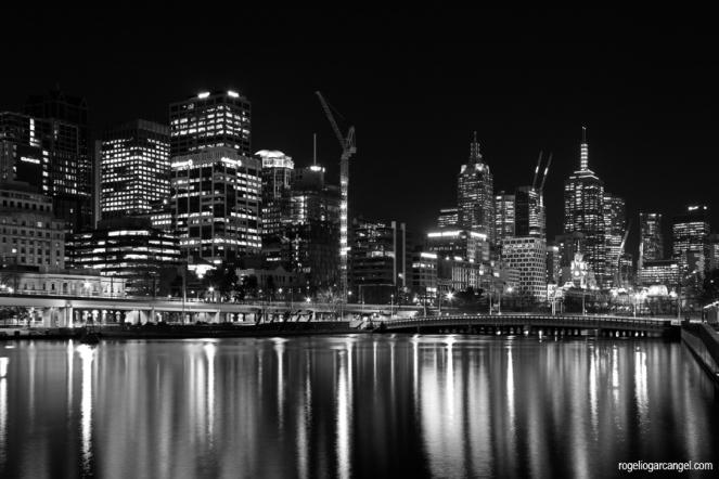 Melbourne CBD & Yarra River