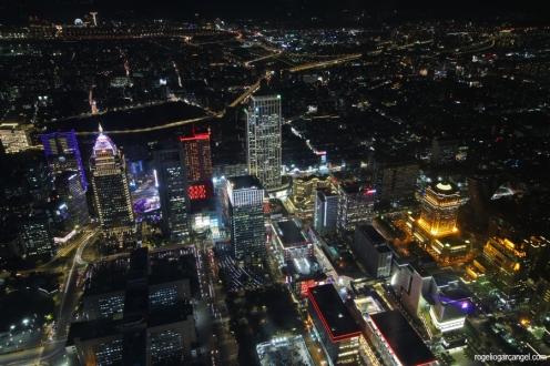 Taipei 101 Observatory View (Taipei)