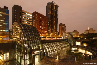 Daan Park Station (Taipei)