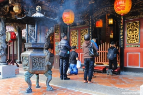 Dalongdong Bao'an Temple (Taipei)