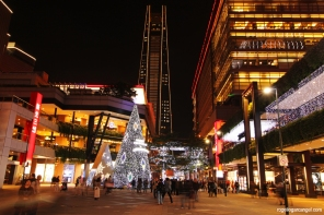 Xinyi Place Christmas Installations (Taipei)