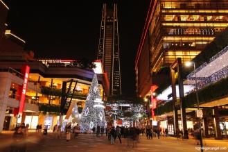 Xinyi Place Christmas Installations (Taipei)