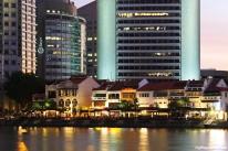 Singapore River View (Singapore)