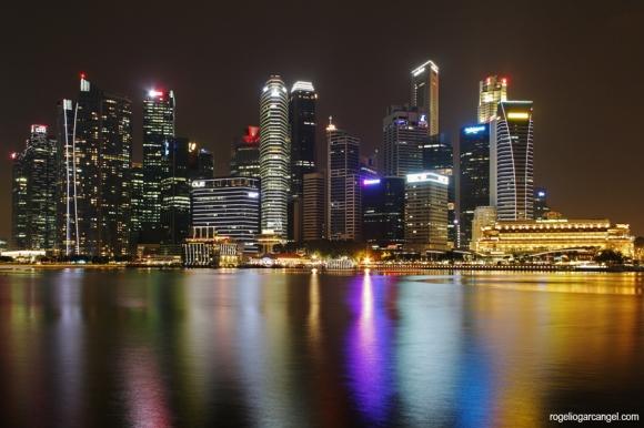 Singapore CBD + Marina Bay (Singapore)