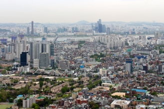 Namsan Hill View (Seoul)