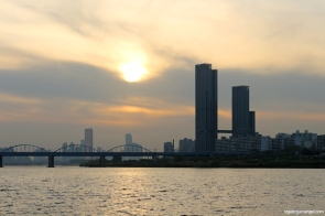 Han River Sunset (Seoul)