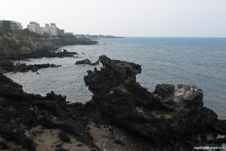 Jeju Dragon Head Rock (Jeju Island)