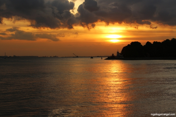 Keppel Bay Sunset (Singapore)