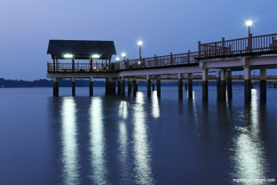 Changi Point Beach (Singapore)