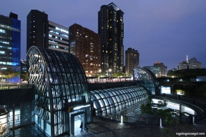Da'an Park Station (Taipei)