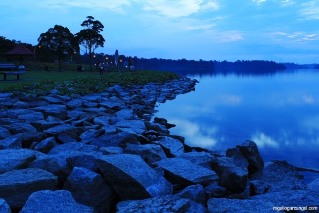 Upper Selatar Reservoir (Singapore)