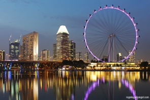 Singapore Flyer (Singapore)