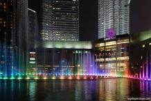Lake Symphony + Suria KLCC (Kuala Lumpur)