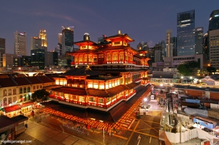 Buddha Tooth Relic Temple (Singapore)